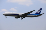 Airbus350さんが、福岡空港で撮影した全日空 767-381/ERの航空フォト(写真)