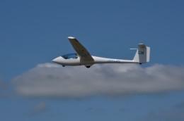 はれ747さんが、当麻滑空場で撮影した日本個人所有 G102 Club Astir IIIbの航空フォト(飛行機 写真・画像)