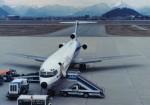 エルさんが、山形空港で撮影した全日空 727-281の航空フォト(写真)