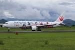 Miraiさんが、熊本空港で撮影した日本航空 767-346/ERの航空フォト(飛行機 写真・画像)