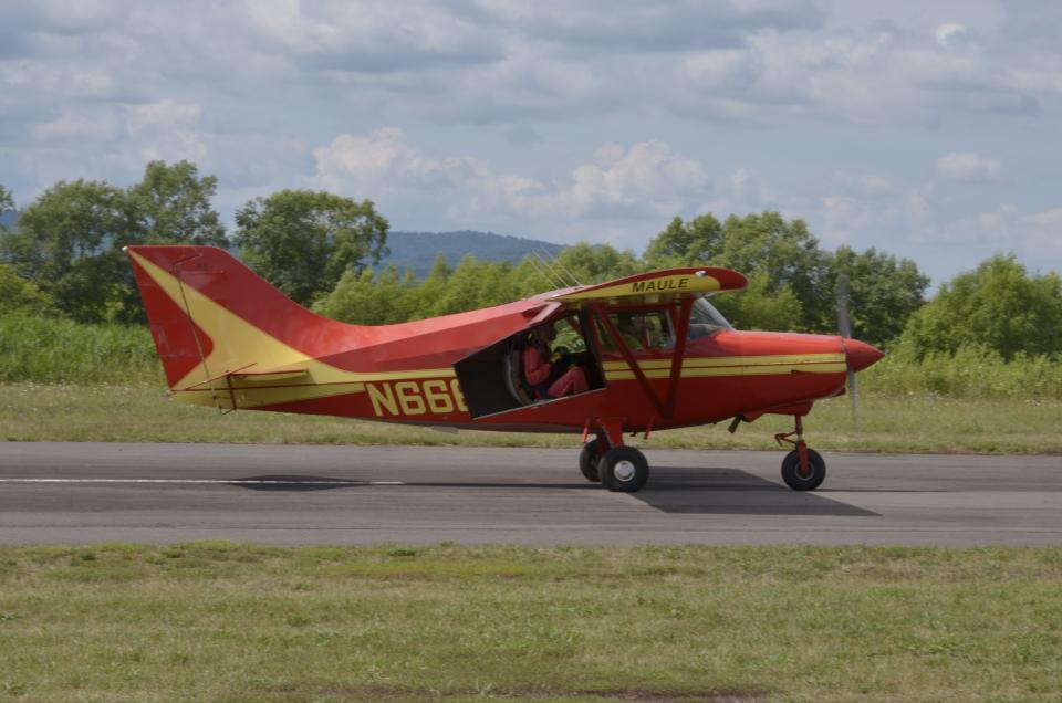 はれ747さんのピートエア Maule M-7 (N666JA) 航空フォト