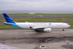 yabyanさんが、中部国際空港で撮影したガルーダ・インドネシア航空 A330-343Xの航空フォト(飛行機 写真・画像)