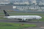 @taiga_mainさんが、羽田空港で撮影した全日空 777-281の航空フォト(写真)