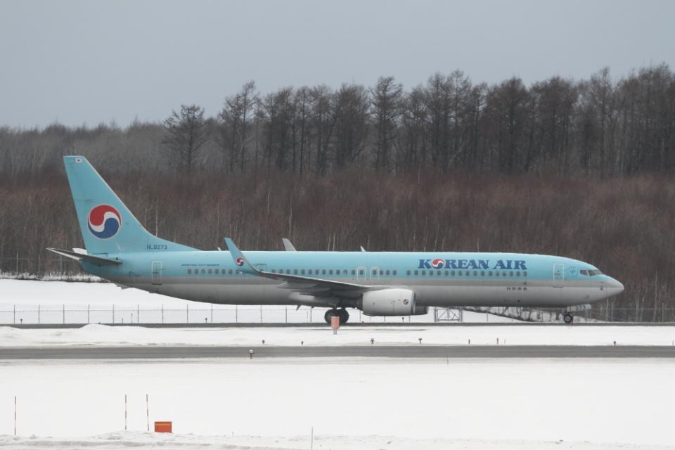 ATOMさんの大韓航空 Boeing 737-900 (HL8273) 航空フォト