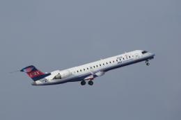 ATOMさんが、新千歳空港で撮影したアイベックスエアラインズ CL-600-2C10 Regional Jet CRJ-702の航空フォト(写真)
