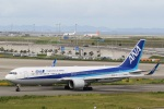 camelliaさんが、関西国際空港で撮影した全日空 767-381/ERの航空フォト(写真)