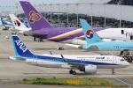 camelliaさんが、関西国際空港で撮影した全日空 A320-271Nの航空フォト(写真)