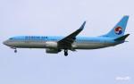 RINA-281さんが、小松空港で撮影した大韓航空 737-8B5の航空フォト(写真)