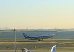 ふじいあきらさんが、羽田空港で撮影した全日空 747-481の航空フォト(写真)