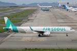 camelliaさんが、関西国際空港で撮影したエアソウル A321-231の航空フォト(写真)
