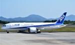 鉄バスさんが、広島空港で撮影した全日空 787-8 Dreamlinerの航空フォト(写真)