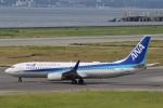 camelliaさんが、関西国際空港で撮影した全日空 737-881の航空フォト(写真)