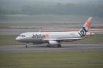 kumagorouさんが、新千歳空港で撮影したジェットスター・ジャパン A320-232の航空フォト(飛行機 写真・画像)