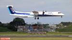 raichanさんが、成田国際空港で撮影したANAウイングス DHC-8-402Q Dash 8の航空フォト(写真)