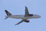 ANA744Foreverさんが、那覇空港で撮影した吉祥航空 A320-214の航空フォト(写真)