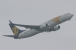 木人さんが、成田国際空港で撮影したMIATモンゴル航空 737-8CXの航空フォト(写真)