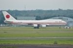 ジェットジャンボさんが、千歳基地で撮影した航空自衛隊 747-47Cの航空フォト(写真)