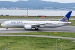 ishikenさんが、関西国際空港で撮影したユナイテッド航空 787-9の航空フォト(写真)