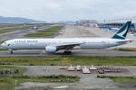 ishikenさんが、関西国際空港で撮影したキャセイパシフィック航空 777-367の航空フォト(写真)