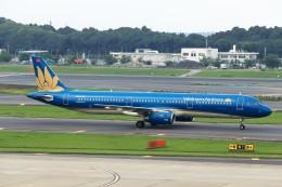 T.Sazenさんが、成田国際空港で撮影したベトナム航空 A321-231の航空フォト(飛行機 写真・画像)