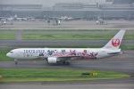ユウイチ22さんが、羽田空港で撮影した日本航空 767-346/ERの航空フォト(写真)