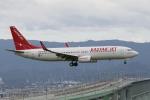 徳兵衛さんが、関西国際空港で撮影したイースター航空 737-86Jの航空フォト(写真)