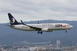 徳兵衛さんが、関西国際空港で撮影した山東航空 737-85Nの航空フォト(写真)