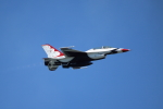 Liangさんが、チェリーキャピタル空港で撮影したアメリカ空軍 F-16の航空フォト(写真)
