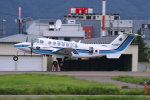 やまけんさんが、花巻空港で撮影した海上保安庁 B300の航空フォト(写真)