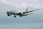 yoshibouさんが、成田国際空港で撮影した日本航空 787-9の航空フォト(写真)