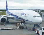 パンダさんが、新千歳空港で撮影した全日空 777-381の航空フォト(写真)