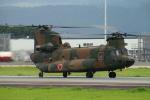 myoumyoさんが、熊本空港で撮影した陸上自衛隊 CH-47JAの航空フォト(写真)