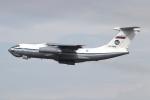 KAKOさんが、中部国際空港で撮影したロシア空軍 Il-76MDの航空フォト(写真)