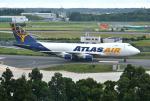 mojioさんが、成田国際空港で撮影したアトラス航空 747-412F/SCDの航空フォト(飛行機 写真・画像)