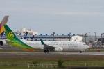 344さんが、成田国際空港で撮影した春秋航空日本 737-8ALの航空フォト(写真)