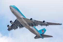 Y-Kenzoさんが、成田国際空港で撮影した大韓航空 747-4B5F/SCDの航空フォト(飛行機 写真・画像)