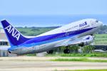 HISAHIさんが、新石垣空港で撮影したANAウイングス 737-54Kの航空フォト(写真)