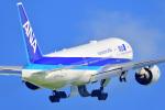HISAHIさんが、新石垣空港で撮影した全日空 777-281/ERの航空フォト(写真)