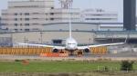 raichanさんが、成田国際空港で撮影したボーイング・ビジネス・ジェット 737-77Z BBJの航空フォト(写真)