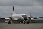 Wasawasa-isaoさんが、能登空港で撮影した日本航空学園 YS-11A-500の航空フォト(写真)