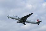 Fly Yokotayaさんが、伊丹空港で撮影した日本航空 777-289の航空フォト(写真)