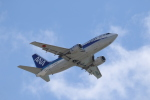 ANA744Foreverさんが、那覇空港で撮影したANAウイングス 737-54Kの航空フォト(写真)