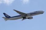 ANA744Foreverさんが、那覇空港で撮影した全日空 777-281の航空フォト(写真)