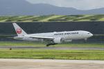pringlesさんが、長崎空港で撮影した日本航空 777-246/ERの航空フォト(写真)