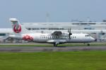 masatakaさんが、鹿児島空港で撮影した日本エアコミューター ATR-42-600の航空フォト(写真)