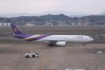 Mr.boneさんが、福岡空港で撮影したタイ国際航空 A330-343Xの航空フォト(写真)