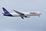 mojioさんが、成田国際空港で撮影したフェデックス・エクスプレス 767-3S2F/ERの航空フォト(飛行機 写真・画像)