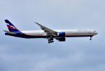 mojioさんが、成田国際空港で撮影したアエロフロート・ロシア航空 777-3M0/ERの航空フォト(飛行機 写真・画像)