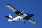 Hiro-hiroさんが、プリンセス・ジュリアナ国際空港で撮影したウィンエア DHC-6-300 Twin Otterの航空フォト(写真)