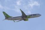 ANA744Foreverさんが、那覇空港で撮影したソラシド エア 737-81Dの航空フォト(写真)